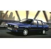 China 1986 1995 VW Santana Launches Chinese Motorisation