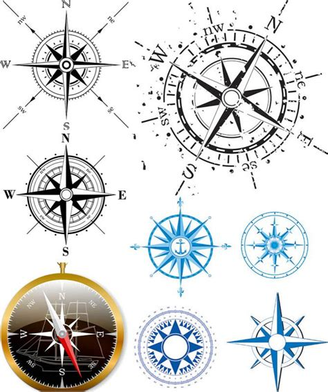 rose wind tattoo wind tattoos graphics compass and