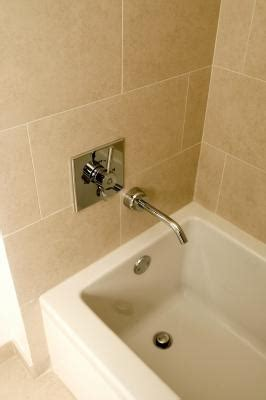 how to fix low water pressure in bathtub how to fix low water pressure on a bathtub faucet homesteady