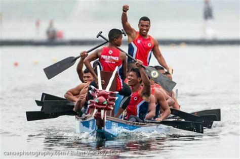 ph dragon boat team bags 5 golds in icf world chionships - Dragon Boat Philippines