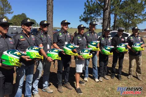 australian motocross gear sydney motorcycle show to feature custom painted lids