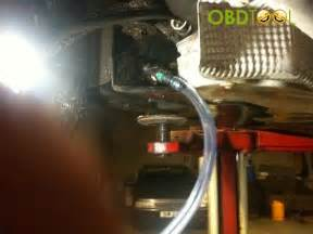 Peugeot 307 Dpf Removal How To Reset Peugeot Dpf Fluid With Lexia 3 Pp2000
