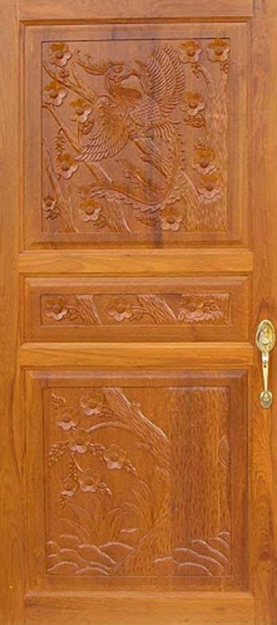 Wooden Door Designs For Indian Homes Images by Latest Kerala Model Wood Single Doors Designs Gallery I