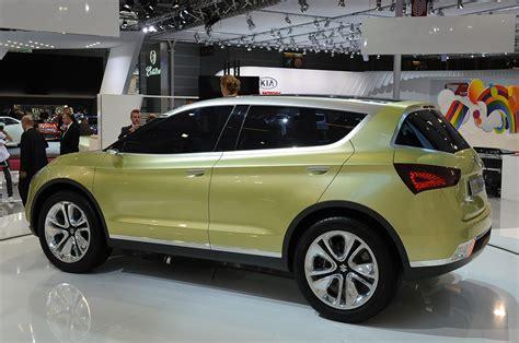 Suzuki S Crossover Suzuki Sallies Forth With New C Segment Crossover With
