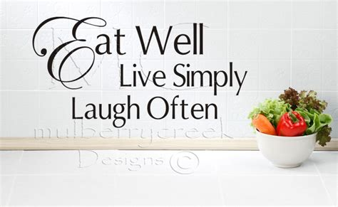 feeding my comfort and laughter in the kitchen as my lives with memory loss books small kitchen wall vinyl quotes quotesgram