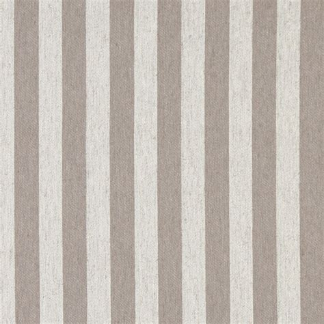 grey and white upholstery fabric grey and off white striped linen look upholstery fabric by