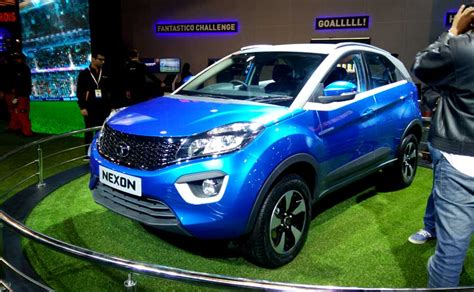 texon motors tata nexon may come with new 1 5 litre diesel engine