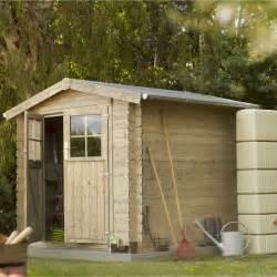 abri de jardin en bois malo 4m 178 233 p 19mm leroy merlin