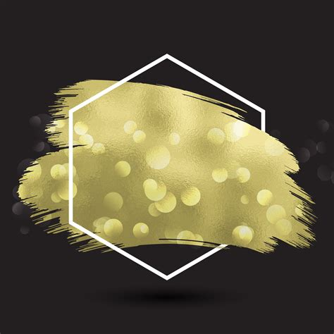 abstract background  metallic gold texture
