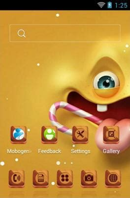 cartoons themes for android cartoon expressions android theme for clauncher