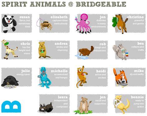 spirit animal the value of a multidisciplinary team bridgeable