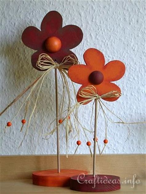 Not Just Flowers But Wooden Flowers by Free Wood Crafts And Patterns Wooden Flowers Decoration