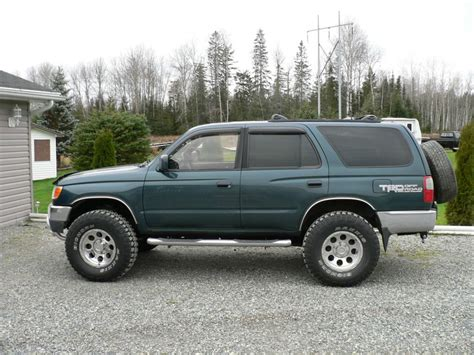 1998 Toyota 4runner Lift Kit Show Me Your Lift I Wanna See The Difference In Lifts 1 5