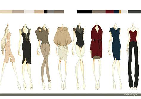 fashion design online portfolio fashion design women s wear portfolio part1 on behance