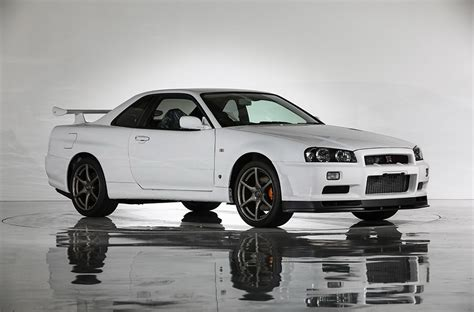 nissan skyline this is what a nissan skyline r34 gt r vspec ii n 252 r with