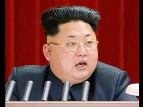 what s happened to kim jong un s eyebrows