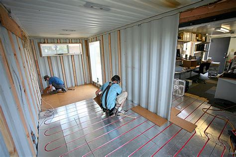 how to build a shipping container home cavareno home