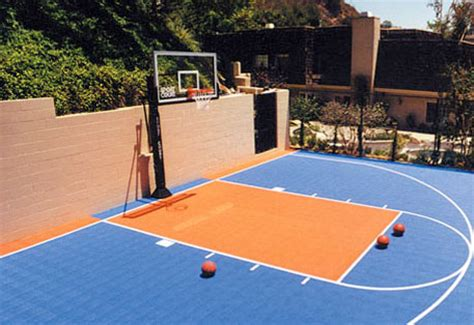 backyard court surfaces outdoor game courts high performance modular court surfacing