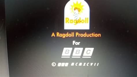 a ragdoll production ragdoll productions childrens logo