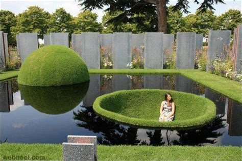 Creative Backyard Ideas Creative Pond Design Image