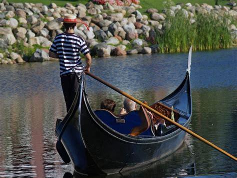 Venetian Home Decor Gondola Paradiso Channel Islands Harbor Oxnard California