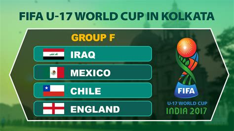 world cup match result fifa u 17 world cup 2017 chile vs football match