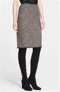 sparkle pliss 233 knit pencil skirt