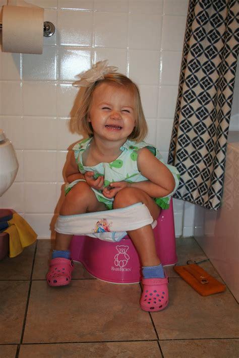 how to potty my fast potty photo