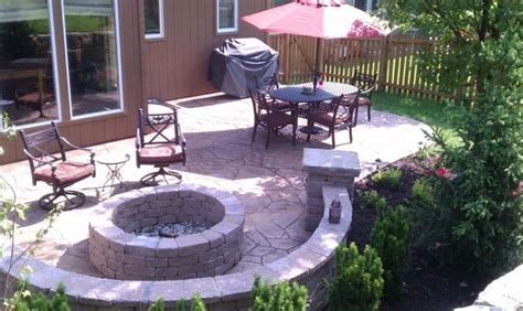 cost of backyard patio shawnee project traditional patio kansas city by concrete concepts llc