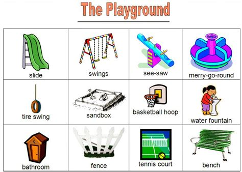 synonym for swing vocabulary the playground vocabulary home