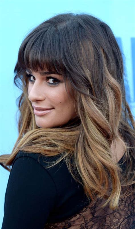 hairstyles for thick hair and fringe hairstyles for long thick hair with fringe hairstyles