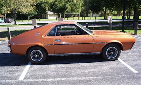 bittersweet orange 1969 amx 360 paint cross reference