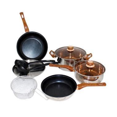 Alat Oxone jual oxone ox 911 basic cookware kitchen set alat masak harga kualitas terjamin
