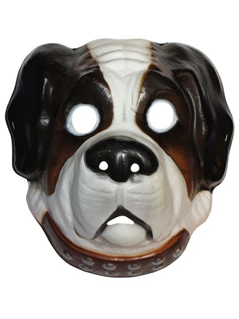 puppy mask animal masks partynutters uk