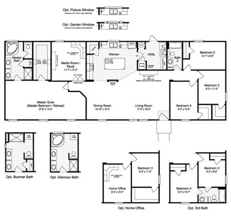 palm harbor mobile homes floor plans important information about palm harbor of tulsa oklahoma
