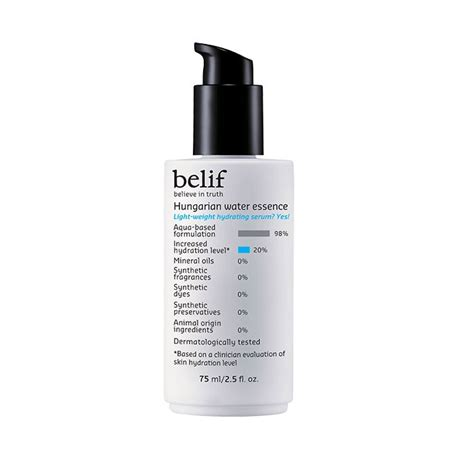 Belif Hungarian Water Essence hungarian water essence a the shop exclusive