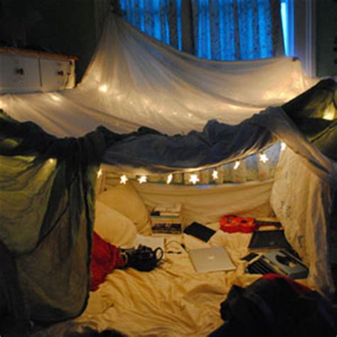 bedroom fort how to build a blanket fort