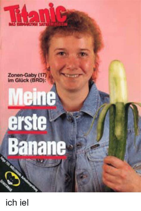 im glã ck meglin zonen gaby 17 im gluck brd meine erste banane ich