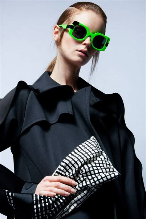 Kaos Capsule B C 17 best images about shade inspiration green eyewear on