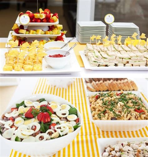 food baby shower healthy baby shower food ideas babywiseguides