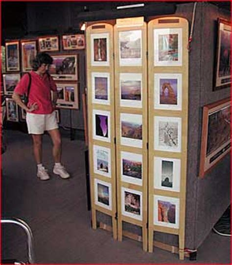 how to display prints shows luminous landscape