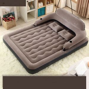 air bednew queen size inflatable air mattress raised bed