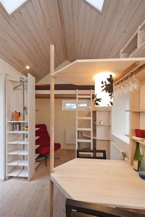 Tiny House Closet by Tiny Studio Flat For Students Idesignarch Interior