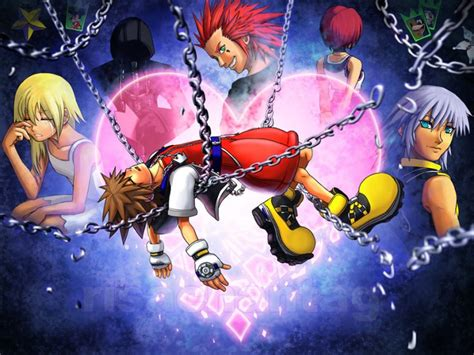 kingdom hearts chain of memories kingdom hearts chain of memories banner by conangiga on