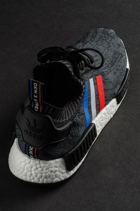Sneakers Adidas Nmd Tricolor Premium Quality feast your on the adidas nmd r1 primeknit quot tri color quot pack