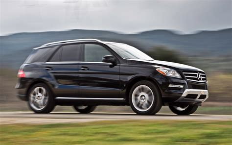 2013 Mercedes Ml350 Bluetec 4matic 2013 Mercedes Ml350 Bluetec 4matic Test Truck