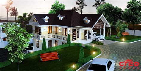 hillside home designs kerala home design house plans indian budget models