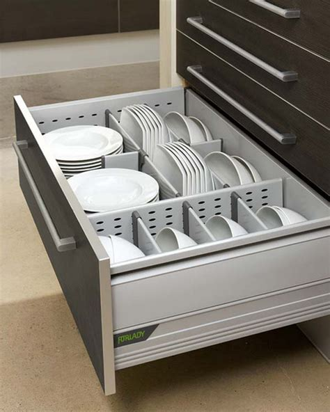 Drawer Solutions by 35 Functional Kitchen Cabinet With Drawer Storage Ideas