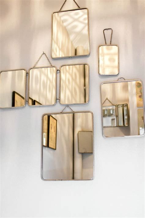 Plusieurs Miroirs Sur Un Mur by Les 25 Meilleures Id 233 Es De La Cat 233 Gorie Miroirs Sur