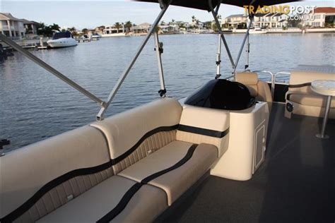 boat seats for sale brisbane tyrant pontoon boat for sale in runaway bay qld tyrant